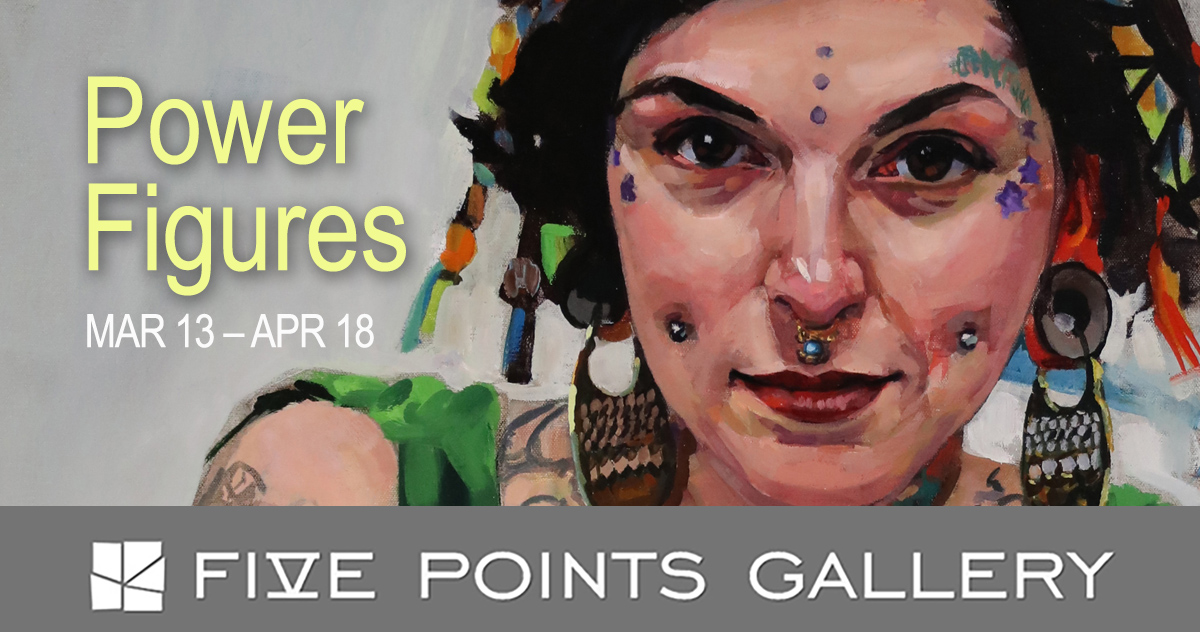 Brian McClear | Five Points Gallery: Power Figures