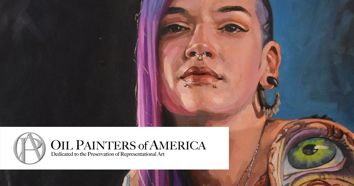 Brian McClear | OPA 29th Annual National Juried Exhibition of Traditional Oils