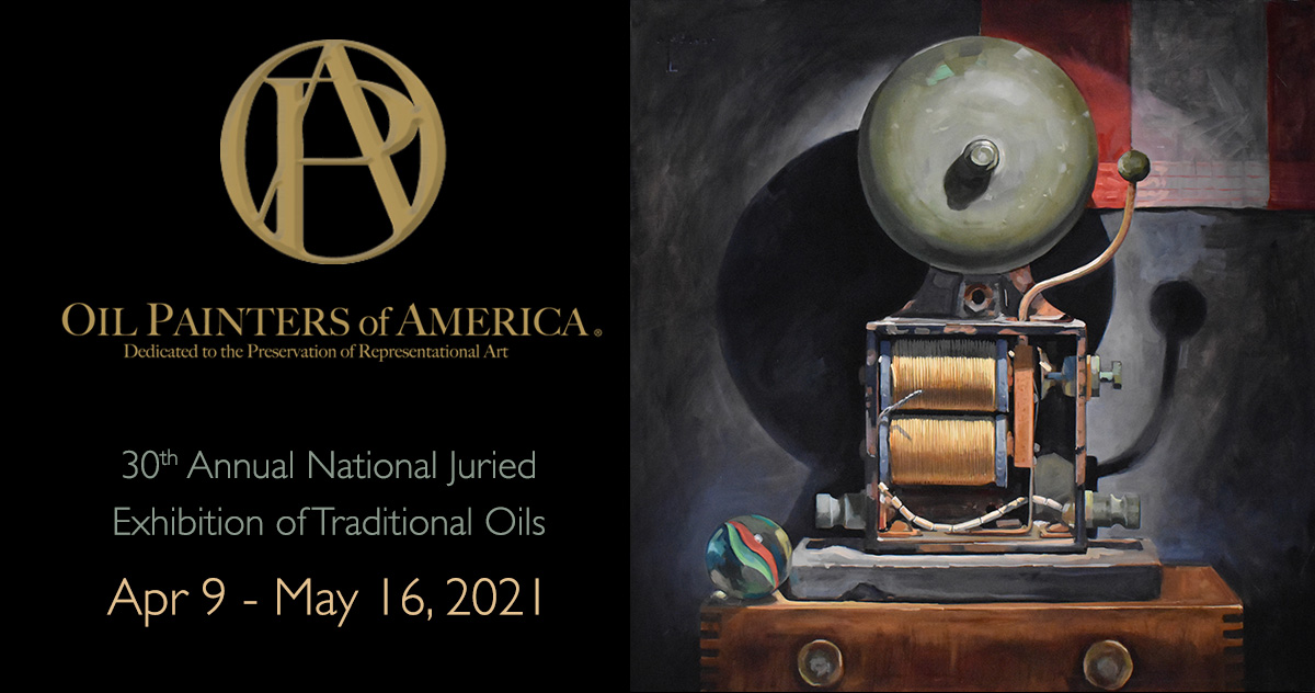Brian McClear | OPA 30th Annual National Juried Exhibition of Traditional Oils