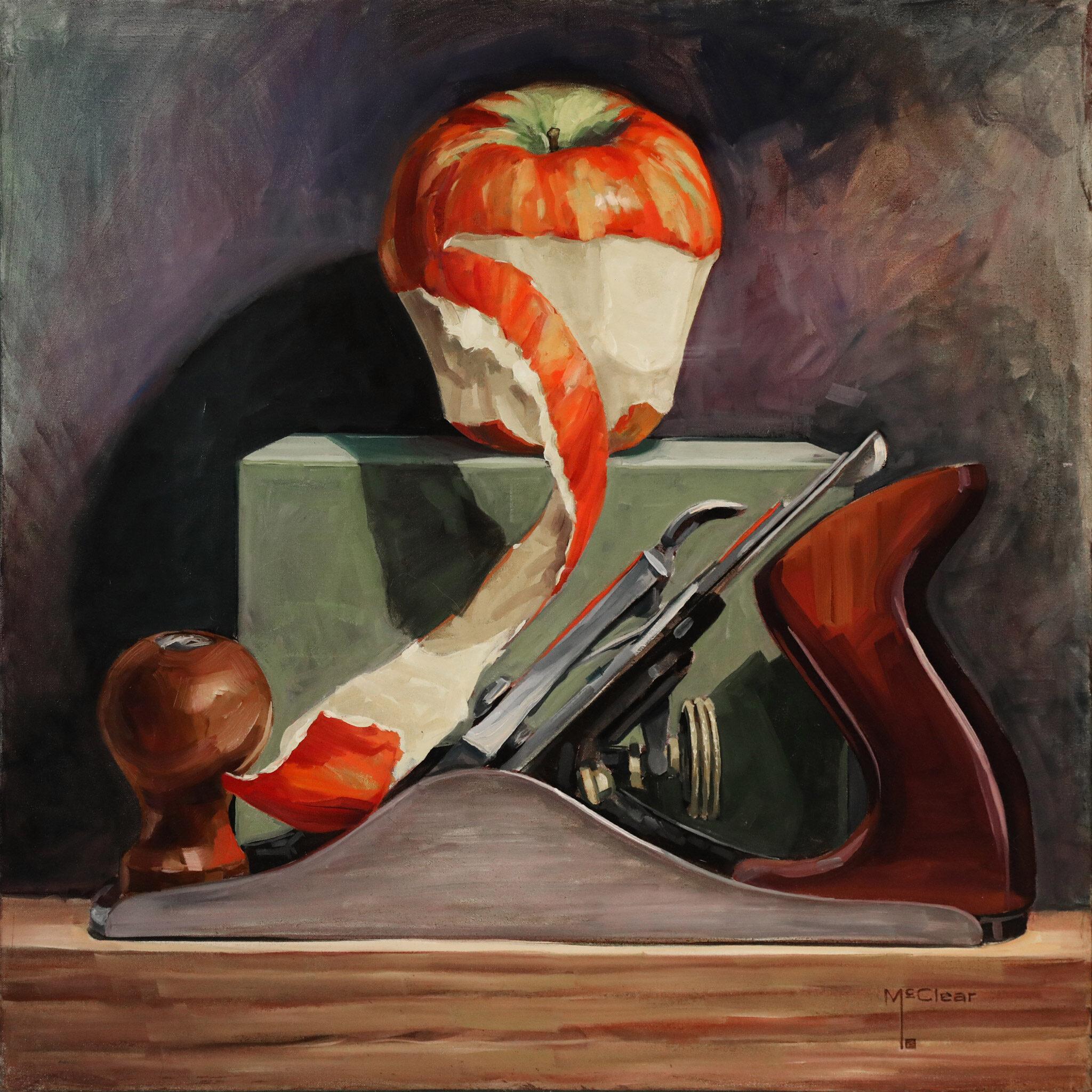 Apple Peel by: Brian McClear