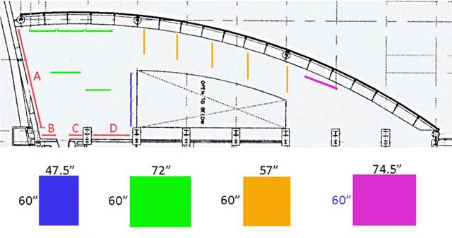ArtWalk Floorplan