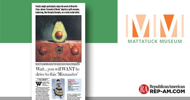 Brian McClear | Mattatuck Mixmaster Review
