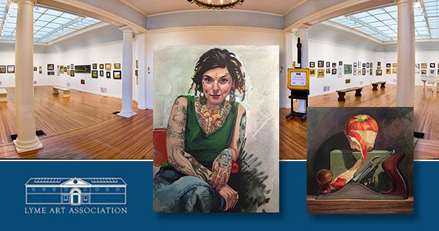 Brian McClear | Lyme Art Association