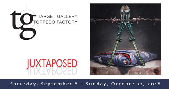 Brian McClear | Target Gallery: Juxtaposed