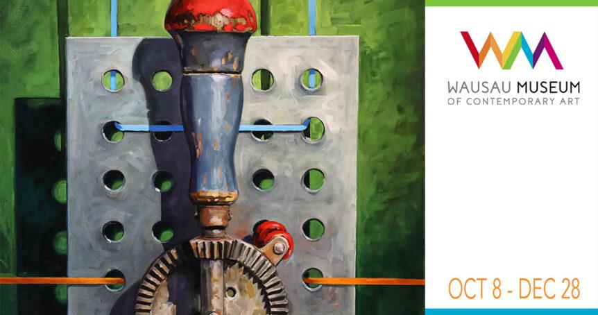 Brian McClear | Wausau Contemporary Art Museum: ANJE 3rd