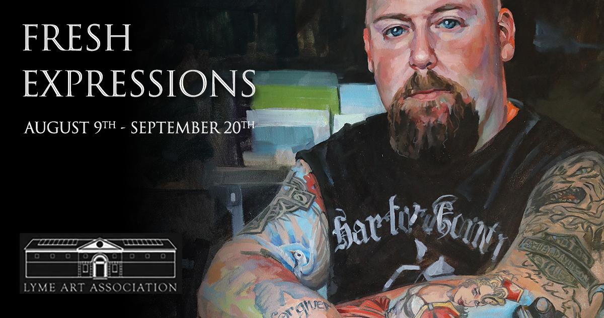 Brian McClear | Lyme Arts Association: Fresh Expressions