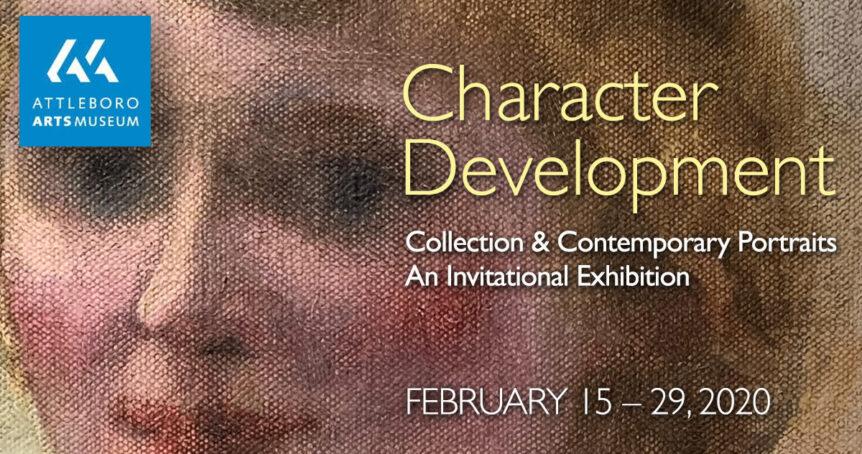 Brian McClear | Character Development: Attleboro Arts Museum