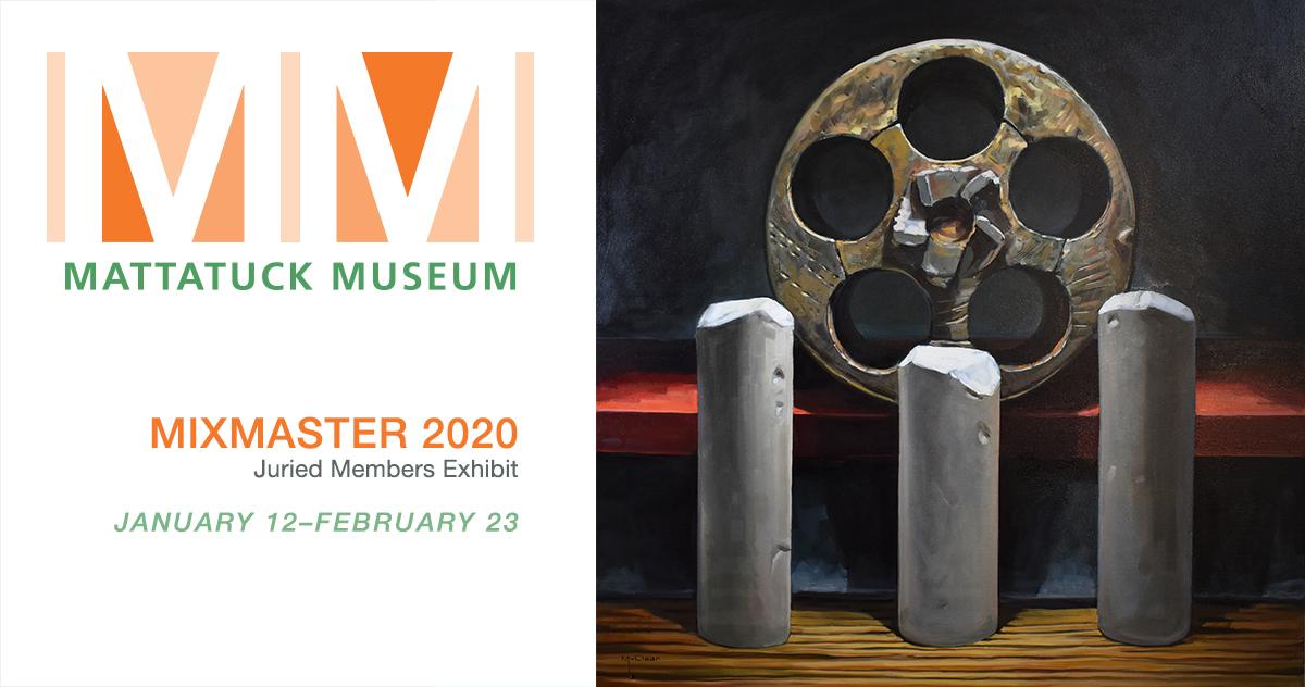 Brian McClear | MIXMASTER @ The MATT 2020