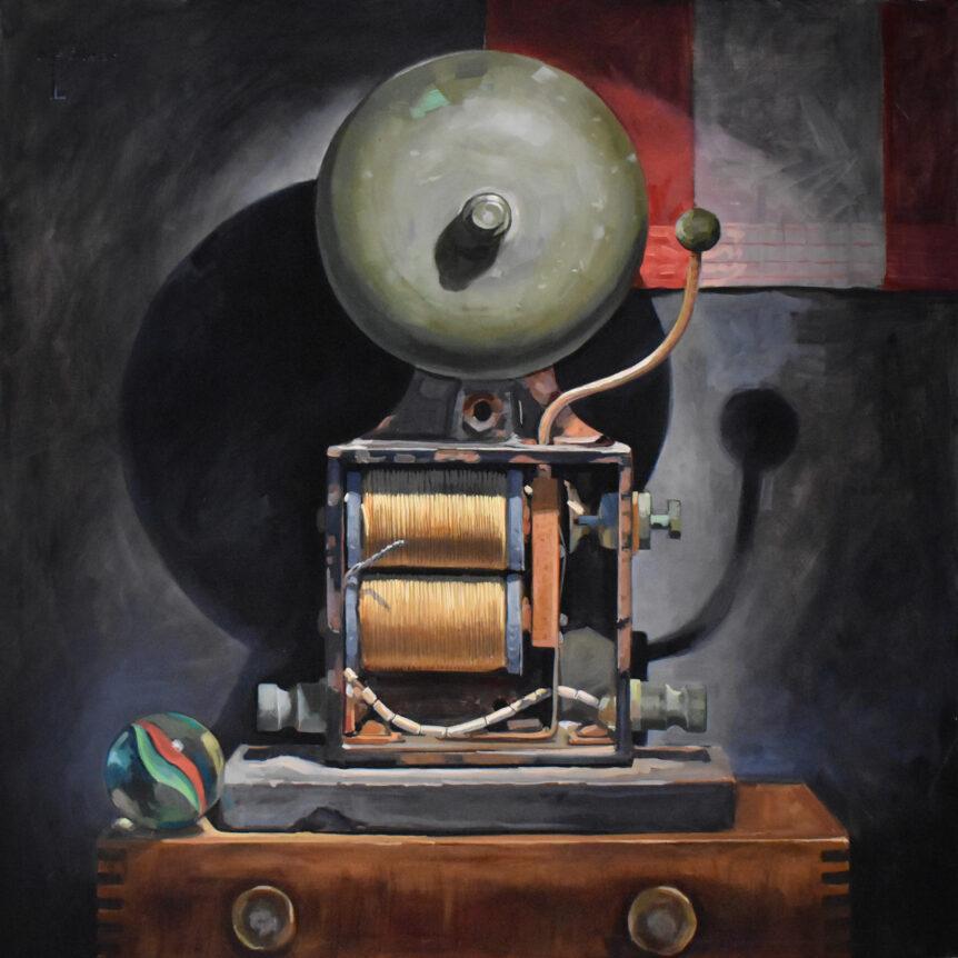 Alarm Bell by Brian McClear